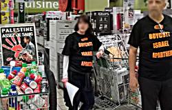 15/11/14 au supermarché Géant à Villefranche s/Saône