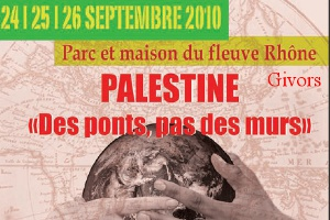 Palestine Marché Equitable Givors