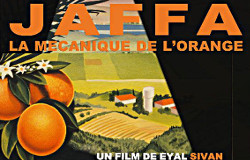 "Affiche du film ""La mécanique de l'orange"""