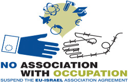 Supension de l'accord d'associaiton UE/Israël