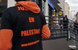 A lyon le 13 février : BDS