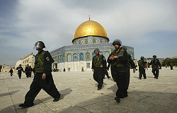 Al-Aqsa en danger (photo archive)