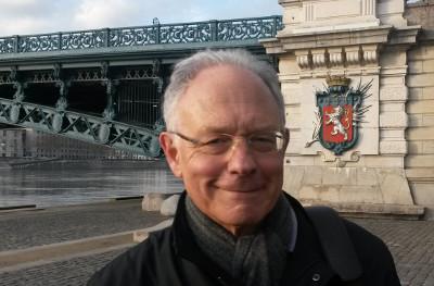 Ivar Ekeland à Lyon le 25 mars 2014
