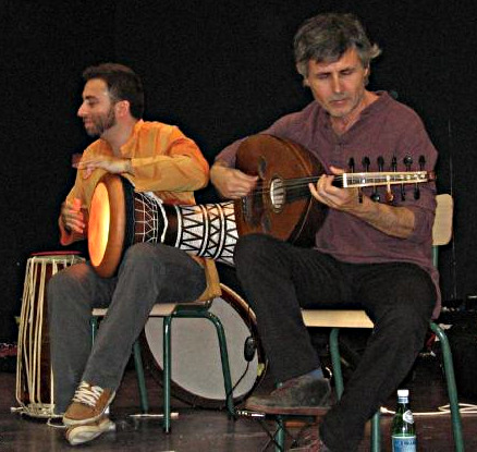 Talawine : oud/percussions
